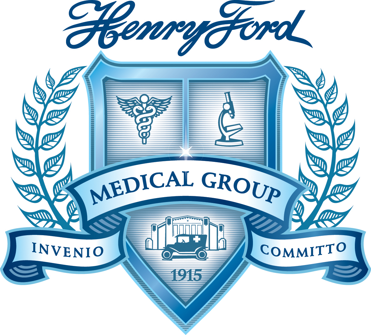 behind the scenes doc in the d henry ford medical group insignia