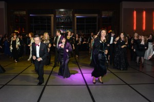 Henry Ford Grand Ball 2015 dance floor